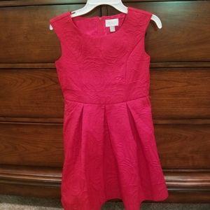 Girls Size 8 Dress and Sweater